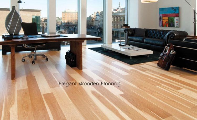 Elegant Wooden Flooring home smiths