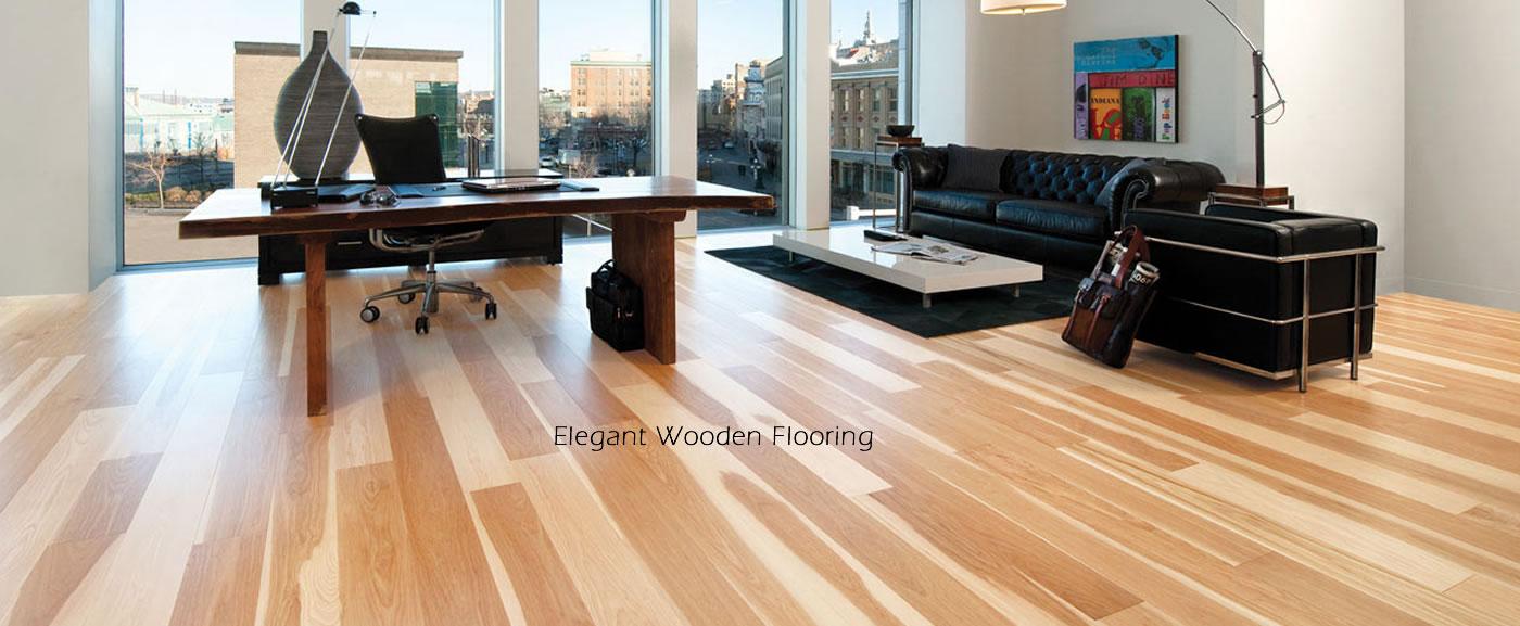 Elegant Wooden Flooring